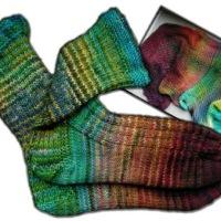 Erste Sock Blank Socks