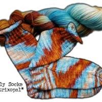 endlich wieder Socken :o)