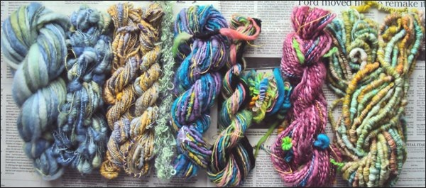 the insubordiknit yarns - overview b