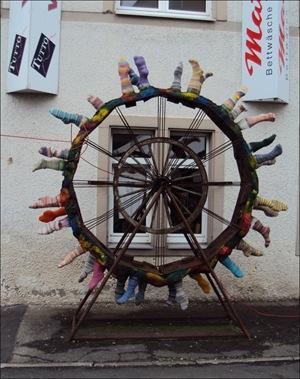 Das Sockenrad