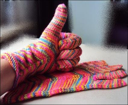 Handschuhe von Ewa