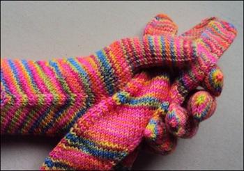 Handschuhe von Ewa a