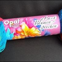 Opal handgefärbt