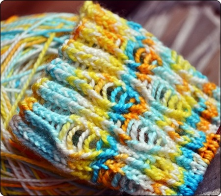Sunshine Yarns - Beach Day
