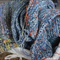 My yarn eater :)