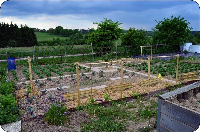 Minifarm im Überblick
