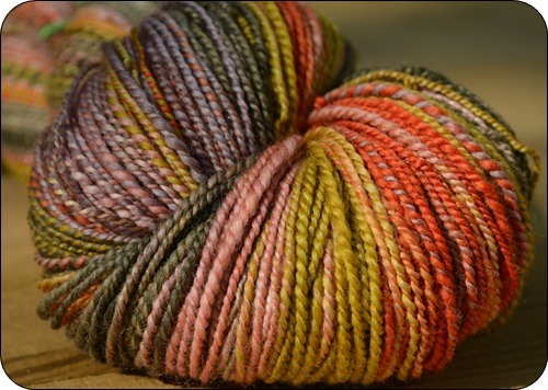 Mat Hatter yarn...