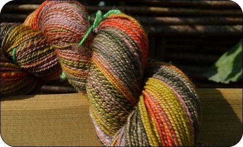 Mat Hatter yarn....