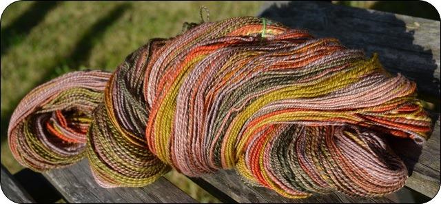 Mat Hatter yarn........