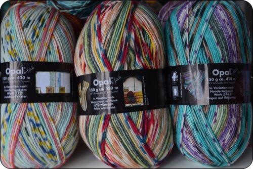 Opal 6-fach Hundertwasser