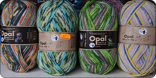 Opal 6-fach Regenwälder