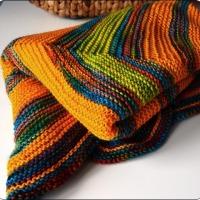 Ein Häufchen Decke