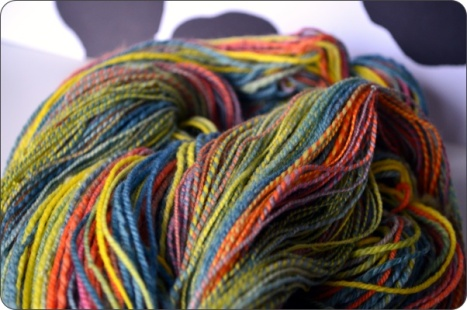 sunshine superman handspun