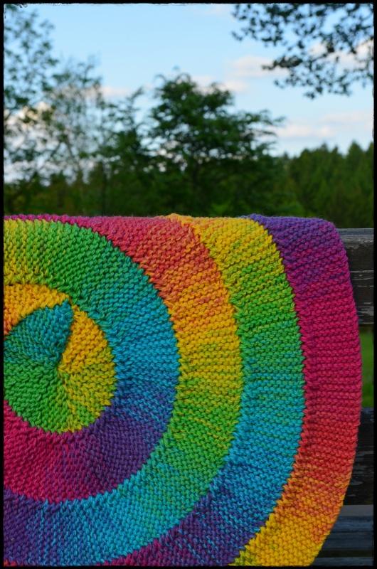 Opal Surprise blanket 1