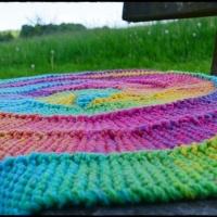 🌈 Rainbow Blanket