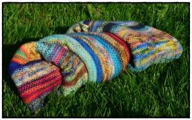 Scrappie Woven Stitch 5
