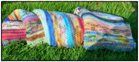 Scrappie Woven Stitch 6