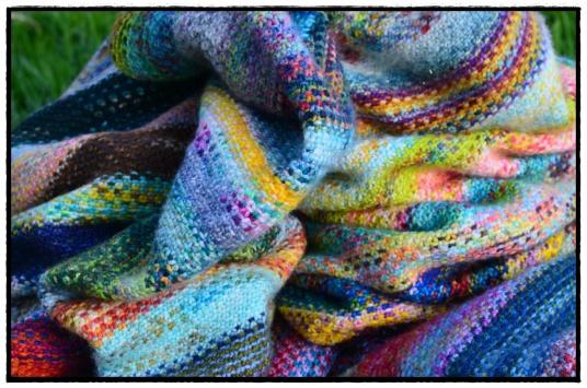 Scrappie Woven Stitch 8